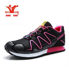 44.99$  Buy here - http://alikge.worldwells.pw/go.php?t=32722369743 - Xiangguan 2016 breathable shoes mesh jogging sneakers woman running footwear lightweight gym running shoes sapatas das mulheres