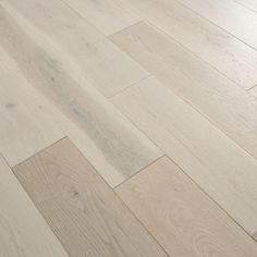 Florence White Oak Brushed and Lacquered Solid Flooring Solid Wood Flooring, Flooring Options, Oak Flooring, Flooring Ideas, White Oak Floors, White Walls, Floors Direct, Tiles Uk, Garden Pavilion