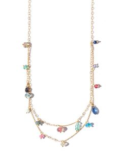 H.P.FRANCE BIJOUX|SWEET PEA|ネックレス