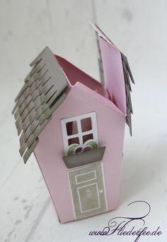 Ein Haus für alle Fälle {Schenklis des Stampin' Up! Workshops in Hockenheim} | Fliederfee – Stampin' Up! Hockenheim