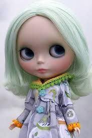 axl rose by blythe doll - Buscar con Google