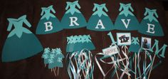 Disney Brave Party Pack by Leonscreativememorie on Etsy, $46.00