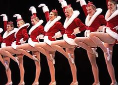 See the Rockette's Christmas show.