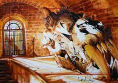 Sleeping Legend by DavidDeb.deviantart.com on @deviantART