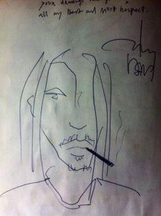 Johnny: Self portrait