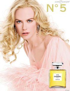 PHOTOS - Nicole Kidman pour la campagne N°5 de Chanel. 2006