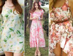 Нежные романтичные платья