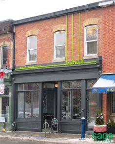 Leslieville - Sage Real Estate Ltd. Maple Tree, Famous Landmarks, Toronto, The Neighbourhood, Real Estate, Explore, Outdoor Decor, Home, The Neighborhood