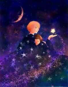 Sleeping between the stars