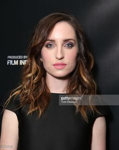 Zoe Lister-Jones attends the 2015 Los Angeles Film Festival - Premiere Of Mister Lister Films' 'Consumed' at Regal Cinemas L.A. Live on June 15, 2015 in Los Angeles, California.