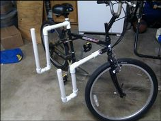 Brandons D-I-Y Surf Bike Rack