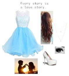 """""""~ Cause I'm Not Good at Making Promises"""" by delahunty-ashton ❤ liked on Polyvore featuring Qupid and ASOS"""