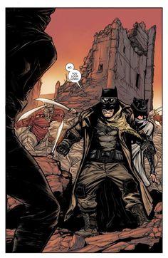 "#BATCAT | Batman #34 | Catwoman / Selina Kyle | ""No. You look lovely."""