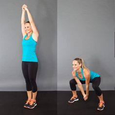 10-Minute Workout: Fat-Burning Cardio - Fast Workout Routine: Burn Fat and Sculpt a Flat Stomach in 10 Minutes | Shape Magazine