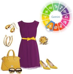 """""""Are You a Gemini?"""" by goldieazcmd on Polyvore"""