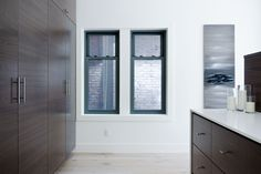 walk in closet with integrated cabinetry