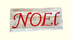 12 x 27 inch Handmade Rustic White Noel Christmas Sign on Genuinely Aged Reclaimed Barn Wood. Rustic aged authentic reclaimed wood sign Simple rustic barn wood sign Turkey on white washed boards. This sign will add some simple but whimsical design to any home for your holiday get togethers. approximately 12 x 27 inches.