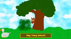 Now you can try Tooty Button for free.  This version of Tooty Button is ad-free and contains the full Tooty Button game, but limits how many Tooty Buttons can be pressed before being given a reminder that the game is available on the app store for $1.<p>Tooty Button is an entertaining app aimed at 2-6 yr old children. The author of Tooty Button is also a father of 2 young children, for whom the app was originally made. Seeing how much they enjoy it, the decision was made to place it up on the va Office Desk Toys, Button Game, Gaming Desk, Enjoy It, Toot, Young Children, App Store, Cartoon Characters, Scenery