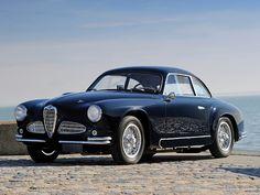 '53 Alfa Romeo 1900 Corto Gara Stradale