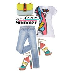 Colours of the Summer (Top Fashion Set 05/05/16) by captainsilly