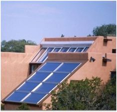 Profiled Solar Tiles that exactly match, and are interchangeable ...