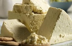 White Stilton is a young, fresh cheese with a mild flavour and crumbly texture - very different to its blue cousin.