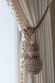 Guest Bedroom – Fun Tiebacks and Trim Detail Portfolio, Trim