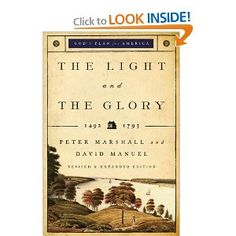 We have an older copy of this. The only thing I am sorry about with this book is that I did not read it to my girls. This is a great book. Well written and every American should read it... especially every Christian American... recommended for Jr High and Up though there are versions for the younger kids as well. Look for The Light and the Glory for Children.