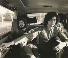 Bonzo & Jimmy with Percy