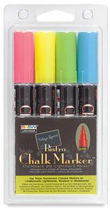 Bistro Chalk Markers {use instead of dry erase}