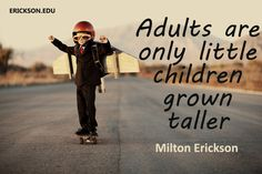 We are all just little children!