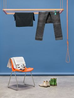 Hangbird | Der Wäscheständer fürs Leben.