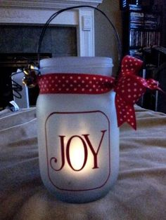 Such cute ideas! I need to have my own supper Saturday! Cute Crafts, Christmas Projects, Holiday Crafts, Holiday Fun, Christmas Crafts, Christmas Ideas, Holiday Ideas, Mason Jar Projects, Mason Jar Crafts