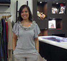 Leire Rapaza Ela Diz, tshirt by Mónica Cordera-limited edition-