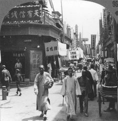 IN PICTURES: Fascinating black and white images give a glimpse of China in the 1930s: Shanghaiist