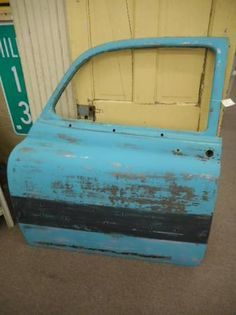 $100 - Vintage Oldsmobile car door - great Man cave decor or DIY project piece. ***** In Booth E6 at Main Street Antique Mall 7260 E Main St (east of Power RD on MAIN STREET) Mesa Az 85207 **** Open 7 days a week 10:00AM-5:30PM **** Call for more information 480 924 1122 **** We Accept cash, debit, VISA, Mastercard, Discover or American Express
