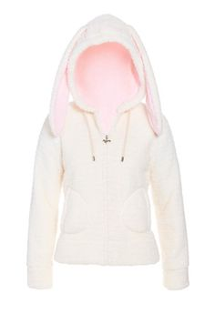 Image for Bunny Fleece Top from Peter Alexander