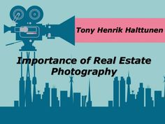 Tony Henrik Halttunen know to be the real estate  professional photographer is ready to help you out by throwing light on your queries. Working for more a  decade, he has the strong hand in his profession and with his ability and experience, he is able to assure that how you can make your real estate business profitable with the help of real estate photography.  The need for solid real estate photography is a  constant no matter the state of the economy.