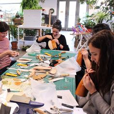 Shopify Blog: How 4 Handmade Goods Store Owners Turned Their Passions Into…