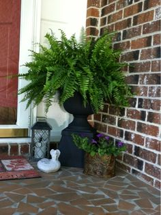 ORB Spray Paint On Plastic Planters   HOME AREA   Garden U0026 Landscaping    Pinterest   Urn, Spray Painting And Planters