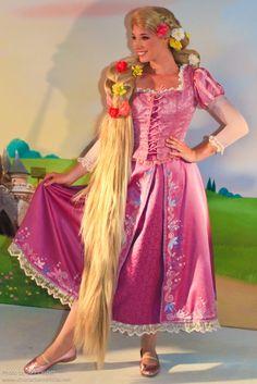 Rapunzelin Disneyland Paris