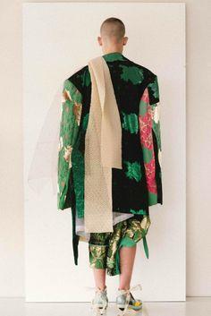 Sanan Gasanov, BA Fashion Graduate collection 2016, Royal Academy of Fine Arts, Antwerp.