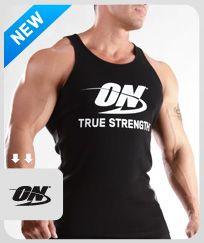 Men's True Strength Tank Top