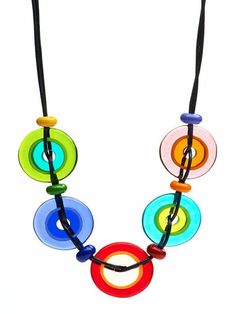 Connect the Dots  handmade women's necklace / every by rachelscbd, $150.00