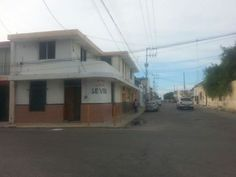 Progreso Yucatán esquina TELMEX /