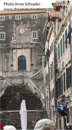 Stairway Dubrovnik
