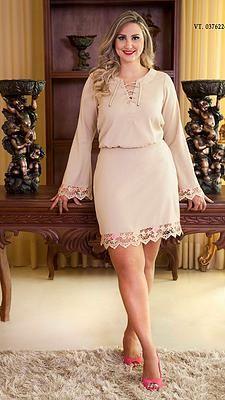 Conheça nossa nova coleção de final de ano 2015 Madama -  Tamanhos especiais - Moda feminina Plus Size atacado.