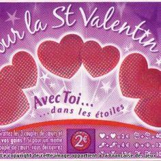 La Saint Valentin approche à grands pas …