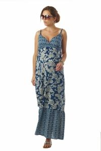 f53a3822ac115 Matilda Bohemian Printed Maxi Dress by Seraphine #maternity Casual Maternity  Dress, Designer Maternity Clothes