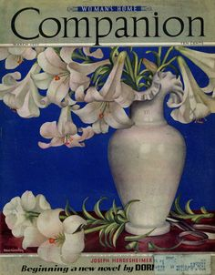 Companion - white lillies